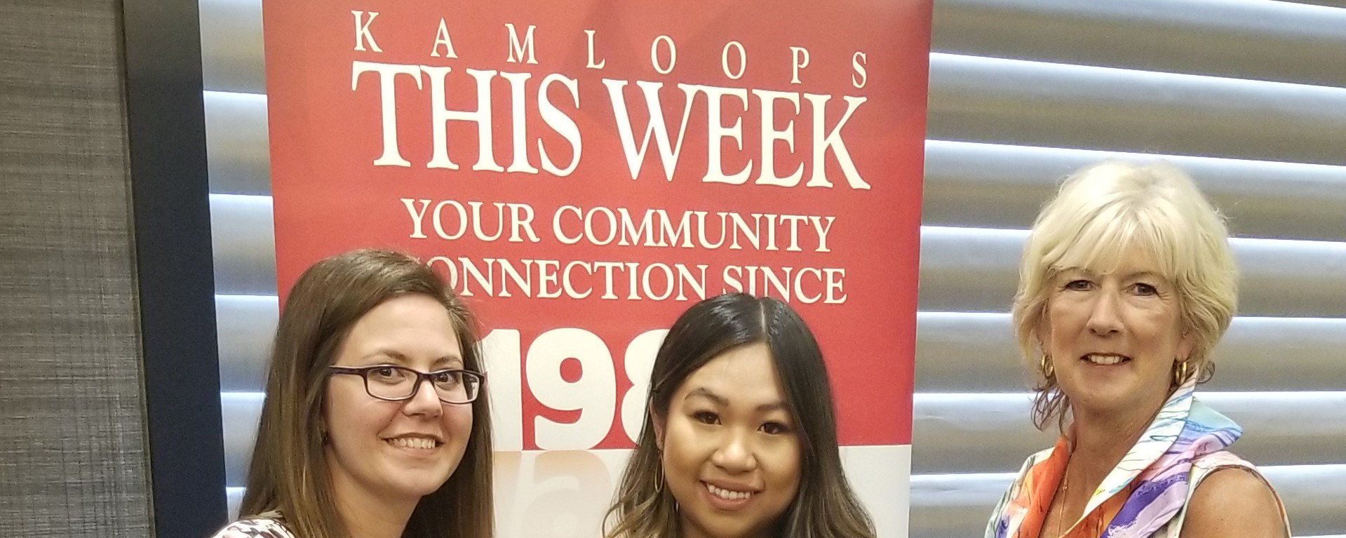 Excel Personnel Sponsors Kamloops This Week Community Leader Awards 2019